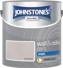 Johnstones Iced Petal Coloured Emulsion